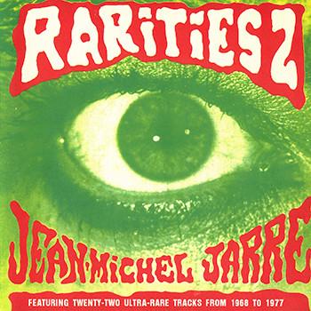 Jean Michel Jarre - Rarities 2 (1995)